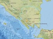 Fuerte sismo en Indonesia