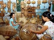 Vietcraft: puente para exportación de las artesanías