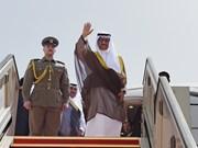 Primer ministro de Kuwait visitará Vietnam