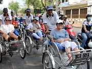 Hanoi recibe a unos 228 mil turistas en días feriados