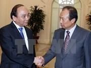 Primer ministro respalda a Samsung para ampliar sus operaciones en Vietnam