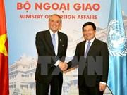 Vicepremier vietnamita agradece a ONU su apoyo a la respuesta a la sequía