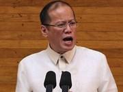 Candidatos favoritos siguen en fuerte pugna en carrera presidencial de Filipinas