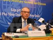 Incluirán el tema de salinización en Vietnam en Cumbre de ONU sobre cambio climático