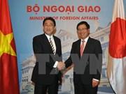 Vietnam y Japón acuerdan incrementar la confianza política