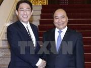 Vietnam considera a Japón un socio estratégico