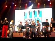 Músicos vietnamitas actúan en festival internacional de jazz en Malasia