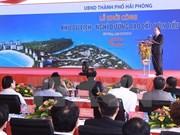Premier insta a Hai Phong a desarrollar más servicios turísticos