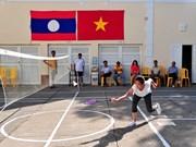 Intercambio refuerza unidad vietnamita – laosiana en Cuba