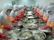 En alza exportación de camarones vietnamitas a Estados Unidos