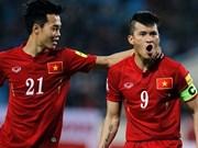 Vietnam desciende en ranking mundial de FIFA