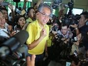 Elecciones presidenciales de Filipinas: M. Roxas admite fracaso ante Duterte
