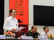 Candidatos sostienen encuentros preelectorales con votantes en Vietnam
