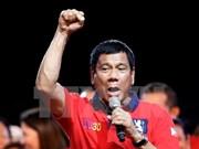Victoria aplastante de Rodrigo Duterte en elecciones presidenciales de Filipinas