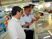 Intensifica Vietnam medidas para garantizar inocuidad alimentaria
