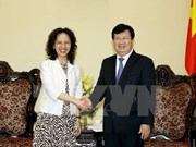 Impulsan cooperación entre localidades vietnamitas y provincia china