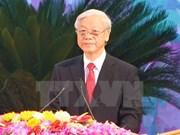 Líder partidista nombrado como secretario de Comisión Central Militar