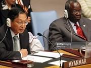 Myanmar nombra ministro de la Oficina Asesora Estatal