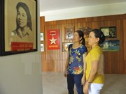 Museo vietnamita recibe objetos históricos de guerra