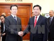 Impulsan cooperación Ciudad Ho Chi Minh y Shanghai