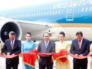 Inaugura premier aeropuerto internacional Cat Bi en Hai Phong