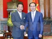 Presidente vietnamita destaca desarrollo de nexos Hanoi- Tokio