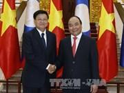 Vietnam y Laos determinados a preservar y desarrollar sus relaciones