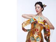 Presentan vestido tradicional de Vietnam en Estados Unidos
