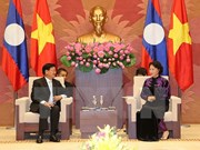Parlamento vietnamita dispuesto a cultivar nexos entre el país y Laos