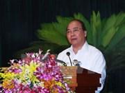 Primer ministro de Vietnam parte en viaje oficial a Rusia