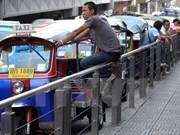 Economía tailandesa se recobra con crecimiento de 3,2 por ciento
