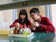 Estudio sobre cáncer de escolares vietnamitas gana premio internacional