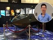 Vietnam lanza exitosamente a órbita su astronave por primera vez