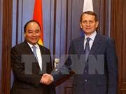 Primer ministro de Vietnam continúa visita en Rusia