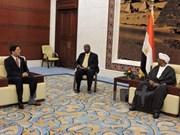 Presidente sudanés propone ampliar lazos con Vietnam en agricultura e industria