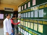 Dispuesto Vietnam para elecciones de Parlamento y Consejos Populares