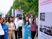 Conmemoran los 126 años del natalicio del presidente Ho Chi Minh