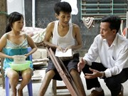 Política vietnamita de apoyo a afectados de dioxina muestra resultados tangibles