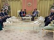Vietnam esforzará por fortalecer asociación estratégica con Tailandia