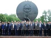 Premier vietnamita concluye visita oficial a Rusia