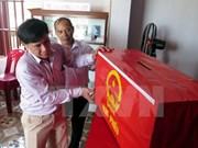 Vietnam completa preparativos para próximas elecciones legislativas