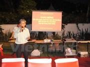Conmemoran 126 años de natalicio de Ho Chi Minh en India