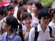 Elecciones generales: Estudiantes se incorporan a gran fiesta de pueblo
