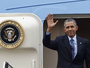 Presidente Barack Obama parte de Washington para Asia