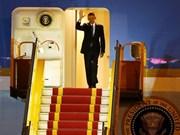 Obama inicia visita oficial a Vietnam