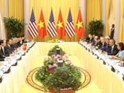 Vietnam y Estados Unidos discuten formas de impulsar relaciones bilaterales