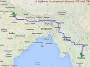 Construyen autopista entre India y países de sudesteasiático