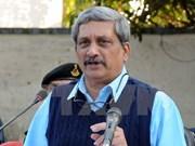 Ministro indio de Defensa visitará Vietnam