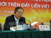Vicecanciller vietnamita visita región autónoma china de Guangxi