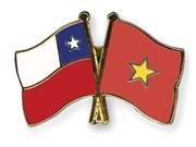 Vietnam y Chile fomentan relaciones de colaboración